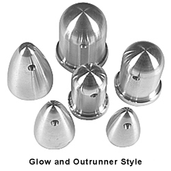 Glow Motors and Outrunner Motors